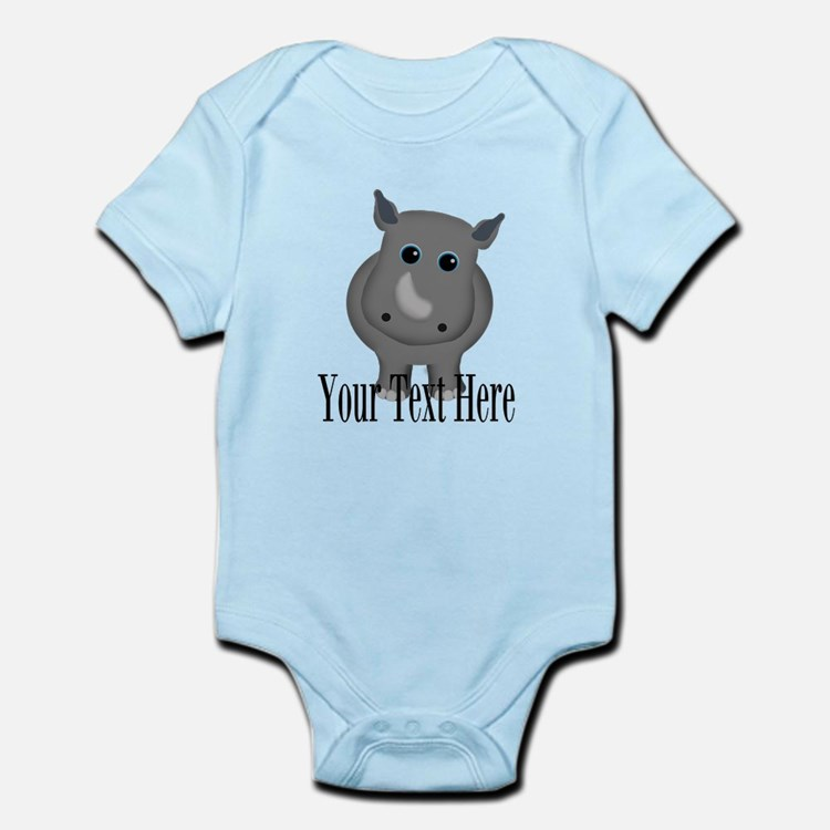 Rhino Baby Body Suit