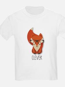 Cute Vintage fox T-Shirt