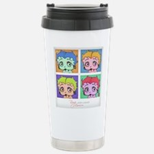 Betty Boop Pop Art Travel Mug