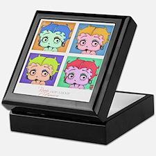 Betty Boop Pop Art Keepsake Box