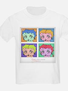 Betty Boop Pop Art T-Shirt