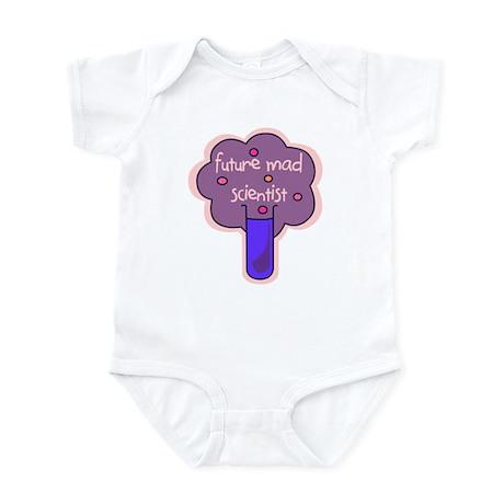 Future Mad Scientist Infant Bodysuit