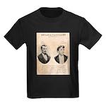 Death in Tombstone Kids Dark T-Shirt