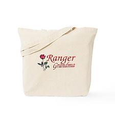 ranger grandma rose Tote Bag