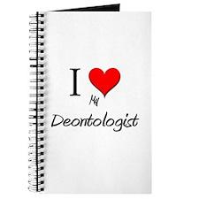 I Love My Deontologist Journal