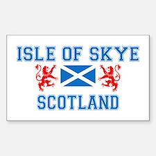 Isle of Skye Sticker (Rectangle)