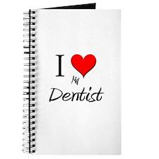I Love My Dentist Journal