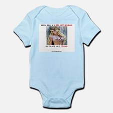 Welcome to Texas! #884 Infant Bodysuit