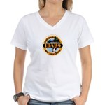 Idaho State Parks & Recreatio Women's V-Neck T-Shi