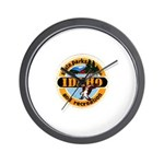 Idaho State Parks & Recreatio Wall Clock