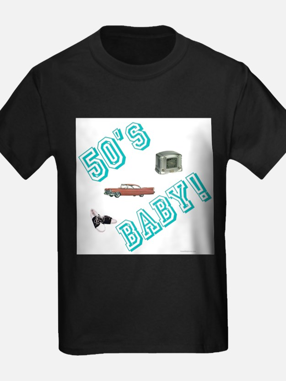 50's baby T-Shirt