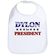 DYLON for president Bib
