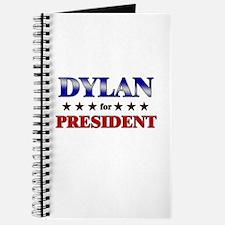 DYLAN for president Journal