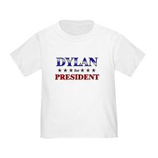 DYLAN for president T