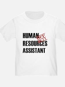 Off Duty Human Resources Asst T
