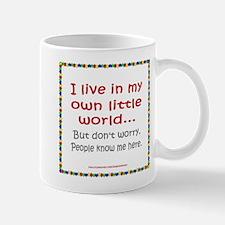 Own Little World Mug