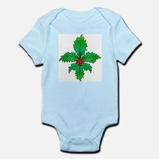 Holly Fleur de lis Infant Bodysuit