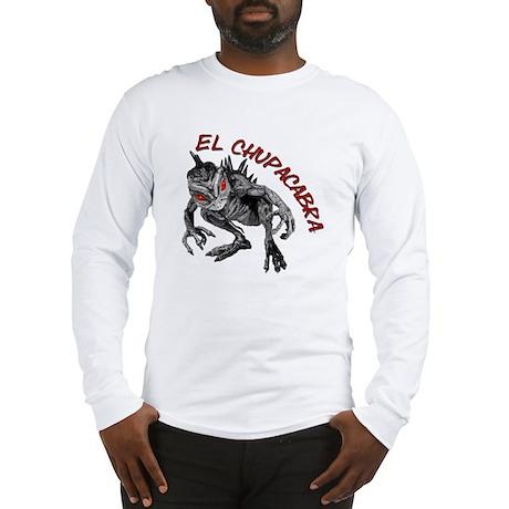 New Chupacabra Design 5 Long Sleeve T-Shirt