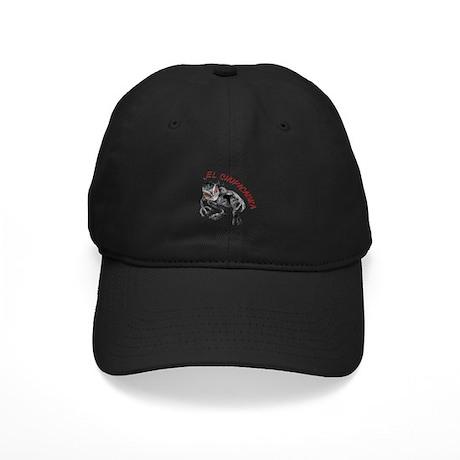 New Chupacabra Design 5 Black Cap