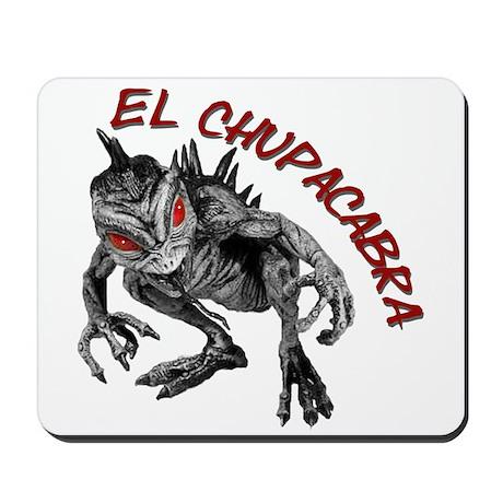 New Chupacabra Design 5 Mousepad