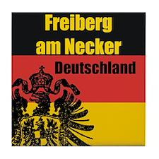 Freiberg am Neckar Tile Coaster