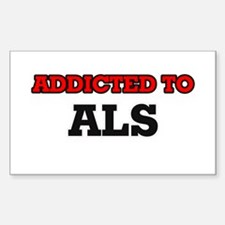 Addicted to Als Decal