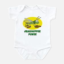 Grasshopper Power Infant Creeper