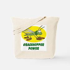 Grasshopper Power Tote Bag