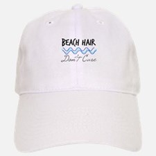 Beach Hair Don't Care Baseball Baseball Cap