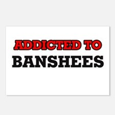 Addicted to Banshees Postcards (Package of 8)