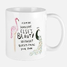Admire Beauty Mugs