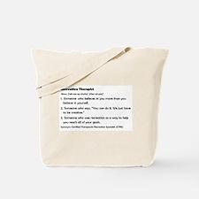 Recreation Tote Bag