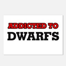 Addicted to Dwarfs Postcards (Package of 8)