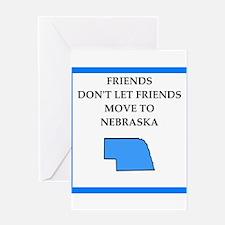 nebraska Greeting Cards