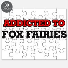 Addicted to Fox Fairies Puzzle