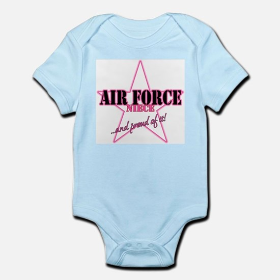 Proud Of It Infant Bodysuit