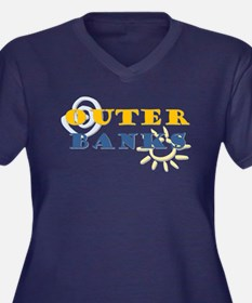 Outer Banks Plus Size T-Shirt