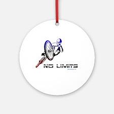 NO LIMITS Ornament (Round)
