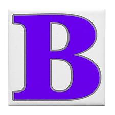 New Orleans Street Name Tile B Coaster