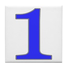 Alphabet In Street Tiles Tile Coaster