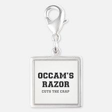 OCCAMS RAZOR - CUTS THE CRAP! Charms