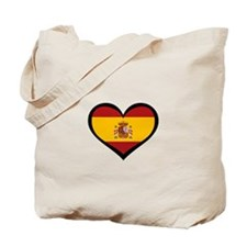 Spanish Love Tote Bag
