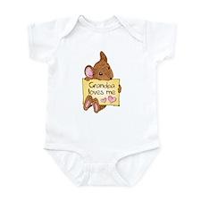Mouse Love GP Infant Bodysuit