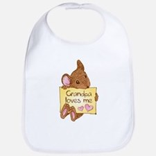 Mouse Love GP Bib