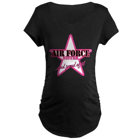 Proud Of It Maternity Dark T-Shirt