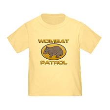 Wombat Patrol T