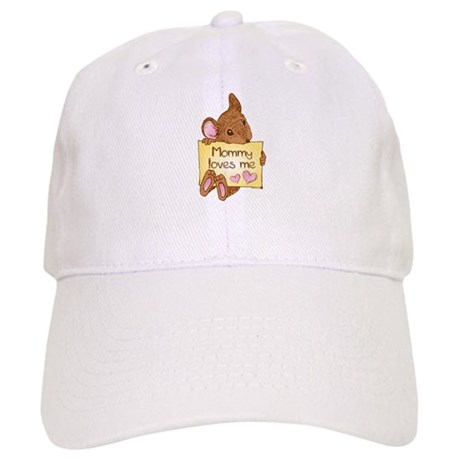 Mouse Love Mom Cap