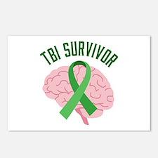 TBI Survivor Postcards (Package of 8)