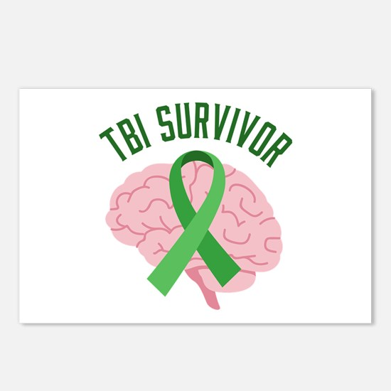 TBI Survivor Postcards (Package of 8)