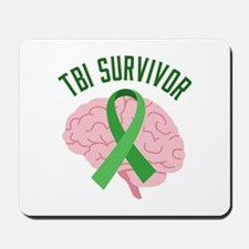 TBI Survivor Mousepad